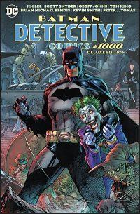 DETECTIVE COMICS #1000 Hardcover