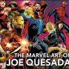 THE MARVEL ART OF JOE QUESADA