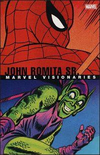MARVEL VISIONARIES JOHN ROMITA SR.