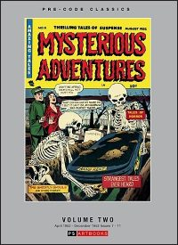 PRE-CODE CLASSICS MYSTERIOUS ADVENTURES Volume 2