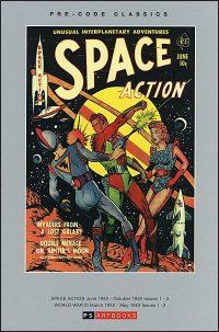 PRE-CODE CLASSICS SPACE ACTION / WORLD WAR III Volume 1