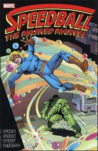 SPEEDBALL The Masked Marvel