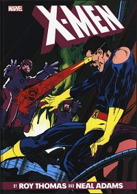 X-MEN By Roy Thomas and Neal Adams