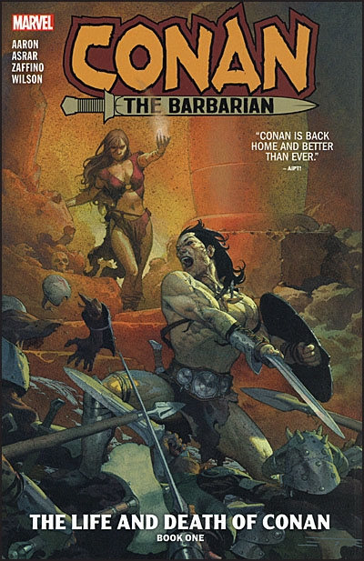 CONAN THE BARBARIAN The Life and Death of Conan Book One