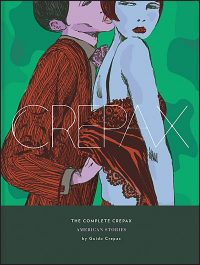 THE COMPLETE CREPAX Volume 5 American Stories