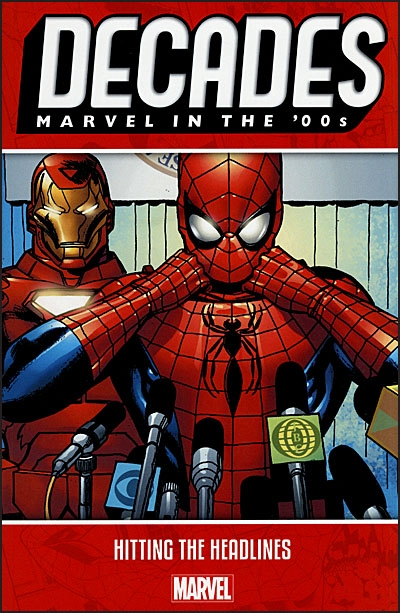 DECADES MARVEL IN THE 00'S HITTING THE HEADLINES
