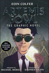 EOIN COLFER'S ARTEMIS FOWL The Graphic Novel Hardcover