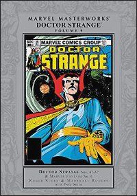 MARVEL MASTERWORKS DOCTOR STRANGE Volume 9