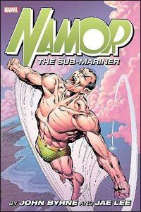 NAMOR THE SUB-MARINER By John Byrne & Jae Lee Omnibus