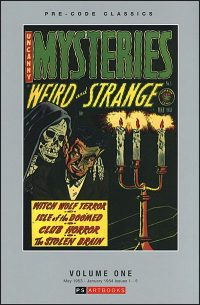 PRE-CODE CLASSICS MYSTERIES WEIRD AND STRANGE Volume 1