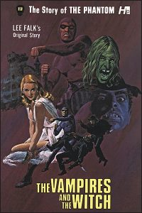 THE STORY OF THE PHANTOM Volume 12 The Vampires and the Witch