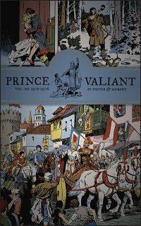 PRINCE VALIANT Volume 20