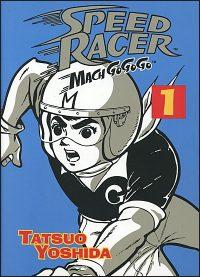 SPEED RACER MACH GO GO GO