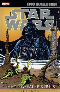 STAR WARS LEGENDS Epic Collection The Newspaper Strips Volume 2