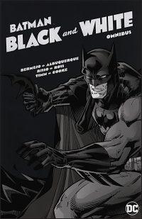 BATMAN BLACK AND WHITE Omnibus