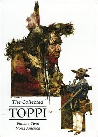 THE COLLECTED TOPPI Volume 2 North America