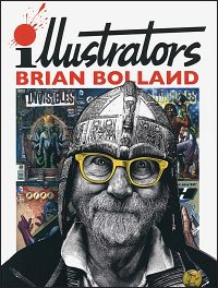 ILLUSTRATORS QUARTERLY SPECIAL #6 The Art of Brian Bolland