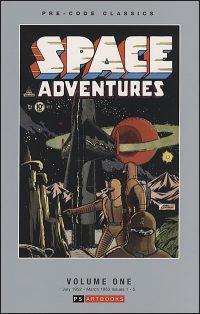 PRE-CODE CLASSICS SPACE ADVENTURES Volume 1