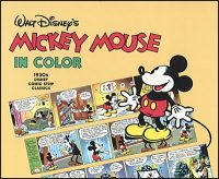 WALT DISNEY'S MICKEY MOUSE IN COLOR