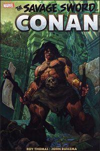 THE SAVAGE SWORD OF CONAN The Original Marvel Years Omnibus Volume 2