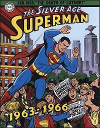 SUPERMAN THE SILVER AGE SUNDAYS Volume 2 1963-1966