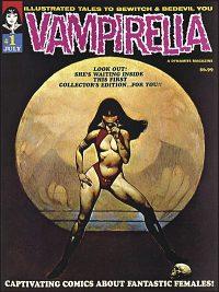 VAMPIRELLA Volume 1 1969 Replica Edition