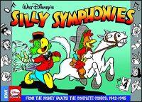 WALT DISNEY'S SILLY SYMPHONIES The Complete Comics Volume 4 1942-1945