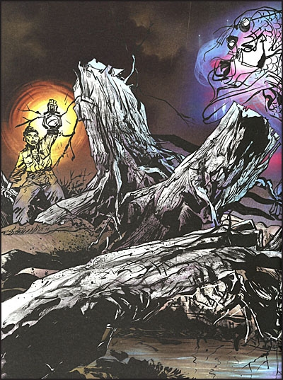THE WILLOWS AND OTHER NIGHMARES Illuminated Editions