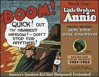 THE COMPLETE LITTLE ORPHAN ANNIE Volume 16