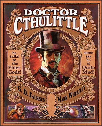 DOCTOR CTHULITTLE Signed