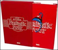 JOHN BYRNE FANTASTIC FOUR Artist Select Deluxe Signed