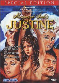 MARQUIS DE SADE'S JUSTINE DVD