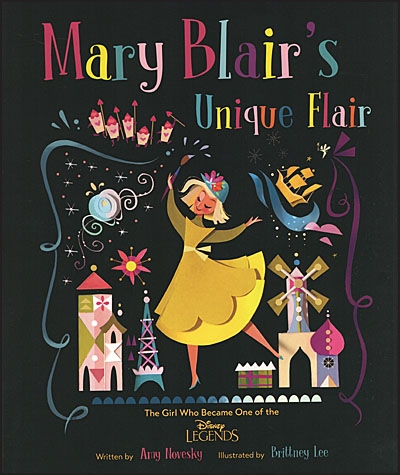 MARY BLAIR'S UNIQUE FLAIR