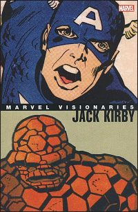 MARVEL VISIONARIES Jack Kirby