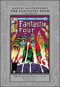 MARVEL MASTERWORKS THE FANTASTIC FOUR Volume 21