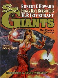 SONGS OF GIANTS The Poetry of Pulp Signed