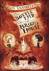 BOTTLE IMP OF BRIGHT HOUSE Signed