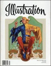 ILLUSTRATION MAGAZINE #1 First Edition