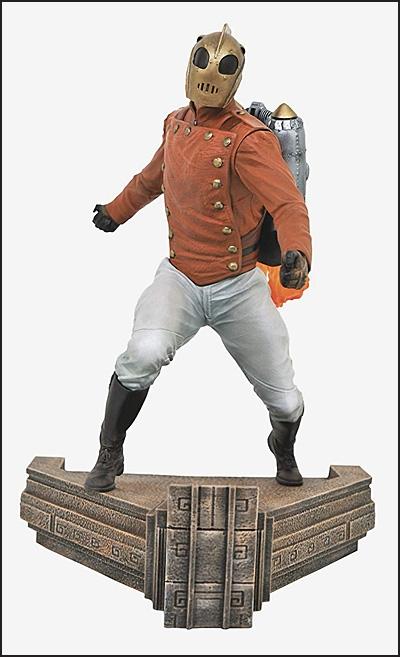 ROCKETEER PREMIER Statue