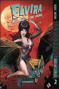 ELVIRA MISTRESS OF THE DARK Volume 2 Elvira's Inferno