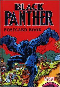 BLACK PANTHER POSTCARD BOOK