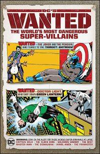 DC'S WANTED The World's Most Dangerous Super Villains