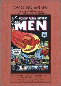 MARVEL MASTERWORKS ATLAS ERA HEROES Volume 1