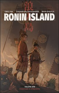RONIN ISLAND Volume 1 Together in Strength