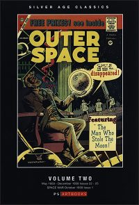 SILVER AGE CLASSICS: OUTER SPACE Volume 2