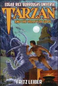 TARZAN AND THE VALLEY OF GOLD Hardcover