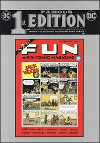 FAMOUS FIRST EDITION New Fun #1