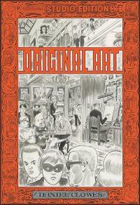 ORIGINAL ART Daniel Clowes Studio Edition