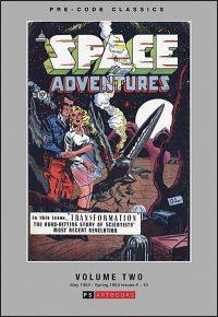 PRE-CODE CLASSICS SPACE ADVENTURES Volume 2