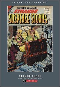 SILVER AGE CLASSICS STRANGE SUSPENSE STORIES Volume 3